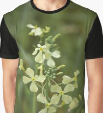 Twiggy Turnip (Brassica fruticulosa) Graphic T-Shirt
