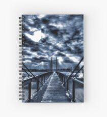 Mystery Bridge Spiral Notebook