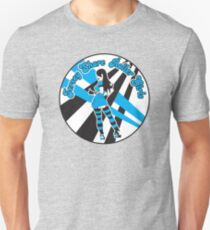 Jersey Shore Roller Girls Slim Fit T-Shirt