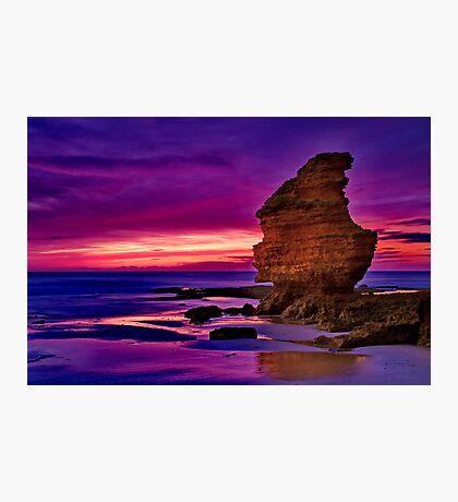 """Daybreak at Castle Rock"" Photographic Print"
