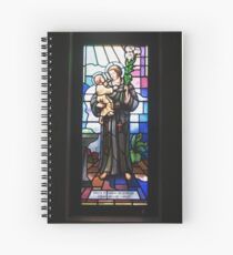 Cuaderno de espiral stained glass Serie I !