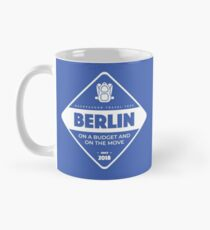 Berlin Backpackers T-Shirt Mug