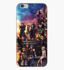 Kingsom Hearts 3 Handyhülle iPhone-Hülle & Cover