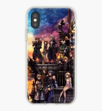 Kingsom hearts 3 phone case iPhone Case