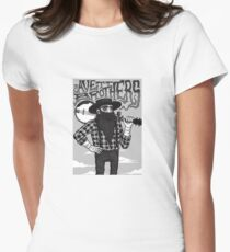 The avett brothers Women's Fitted T-Shirt