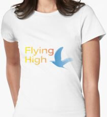 Flying High Women's Fitted T-Shirt