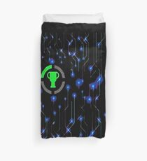 Game Analysis for Nerds - Game Theory Official Logo Gift Ideas Duvet Cover