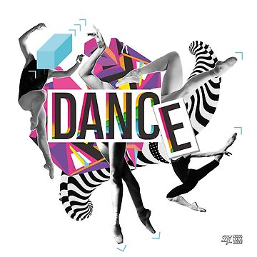 DANCE - A graphic tribute to BALLET -  by annaOMline