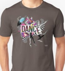 DANCE - A graphic tribute to BALLET -  Unisex T-Shirt