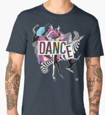 DANCE - A graphic tribute to BALLET -  Men's Premium T-Shirt