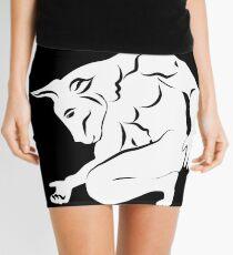 Minifalda Minotauro mitología griega