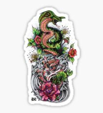 Irezumi Madness Sticker