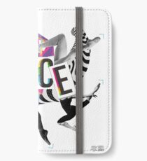 DANCE - A graphic tribute to BALLET -  iPhone Wallet/Case/Skin