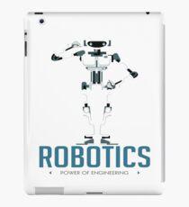 Robotikingenieur Ich baue Roboter iPad-Hülle & Klebefolie