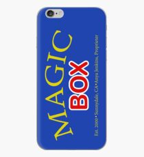 Magic Box - Buffy, The Vampire Slayer iPhone Case