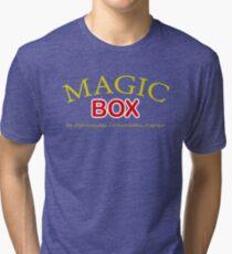 Magic Box - Buffy, The Vampire Slayer Tri-blend T-Shirt