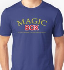 Magic Box - Buffy, The Vampire Slayer T-Shirt