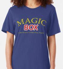 Camiseta ajustada Caja Mágica - Buffy, The Vampire Slayer
