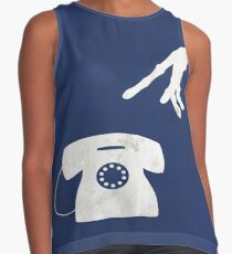 ET Minimal movie Poster Sleeveless Top