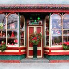 Christmas at Niagara on the Lake by Kathy Weaver