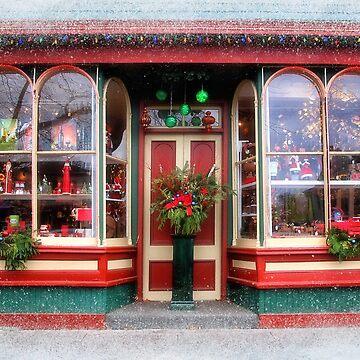 Christmas at Niagara on the Lake by kdxweaver