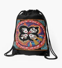 Rock And Roll Over - 1 Drawstring Bag