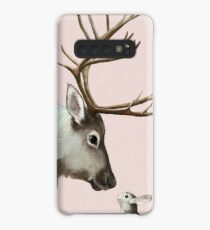 reindeer and rabbit Case/Skin for Samsung Galaxy
