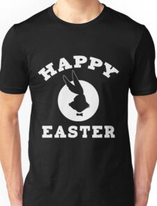 Happy Easter Featuring The New Easter Bunny Unisex T-Shirt