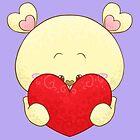 You Deserve Love by Kho Tek Mei