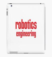 Robotik-Technik iPad-Hülle & Klebefolie