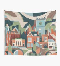 Moseley Village Wall Tapestry
