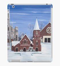 Christ The King Parish, Concord, New Hampshire iPad Case/Skin