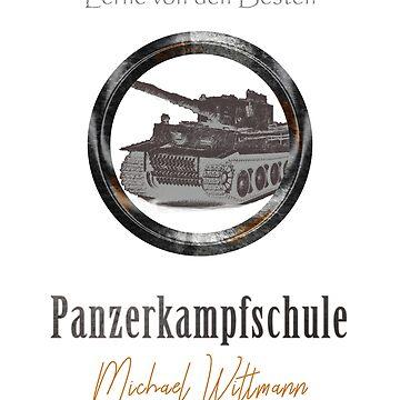 Wehrmacht Panzer Soldat von WolflandShirts