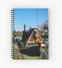 Canal Crib Spiral Notebook