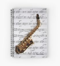 Just One Note Spiral Notebook