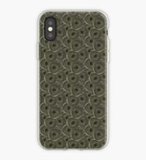 Baskets and circles iPhone Case