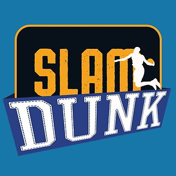 Slam Dunk - Basketball by mbiymbiy