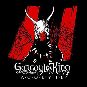 Gargoyle King by wloem
