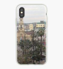 a sprawling Chile landscape iPhone Case