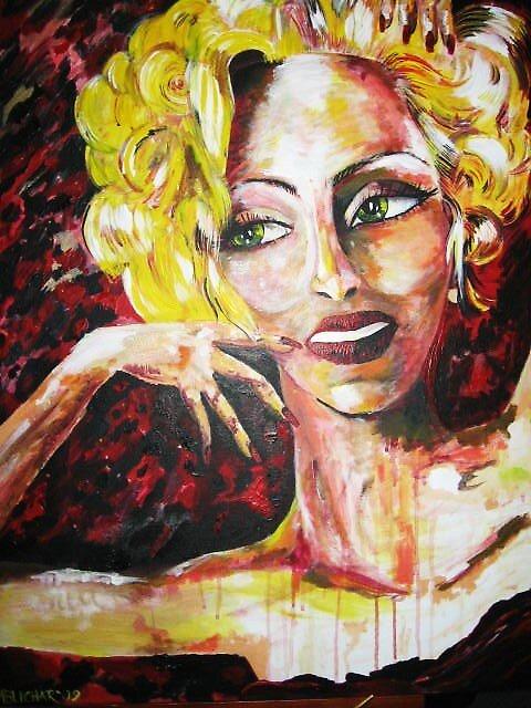 Scarlett Fever by monikablichar