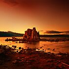 Mono Lake at Sunset by socalgirl