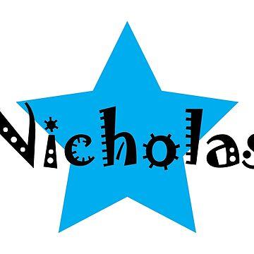 Nicholas by Obercostyle