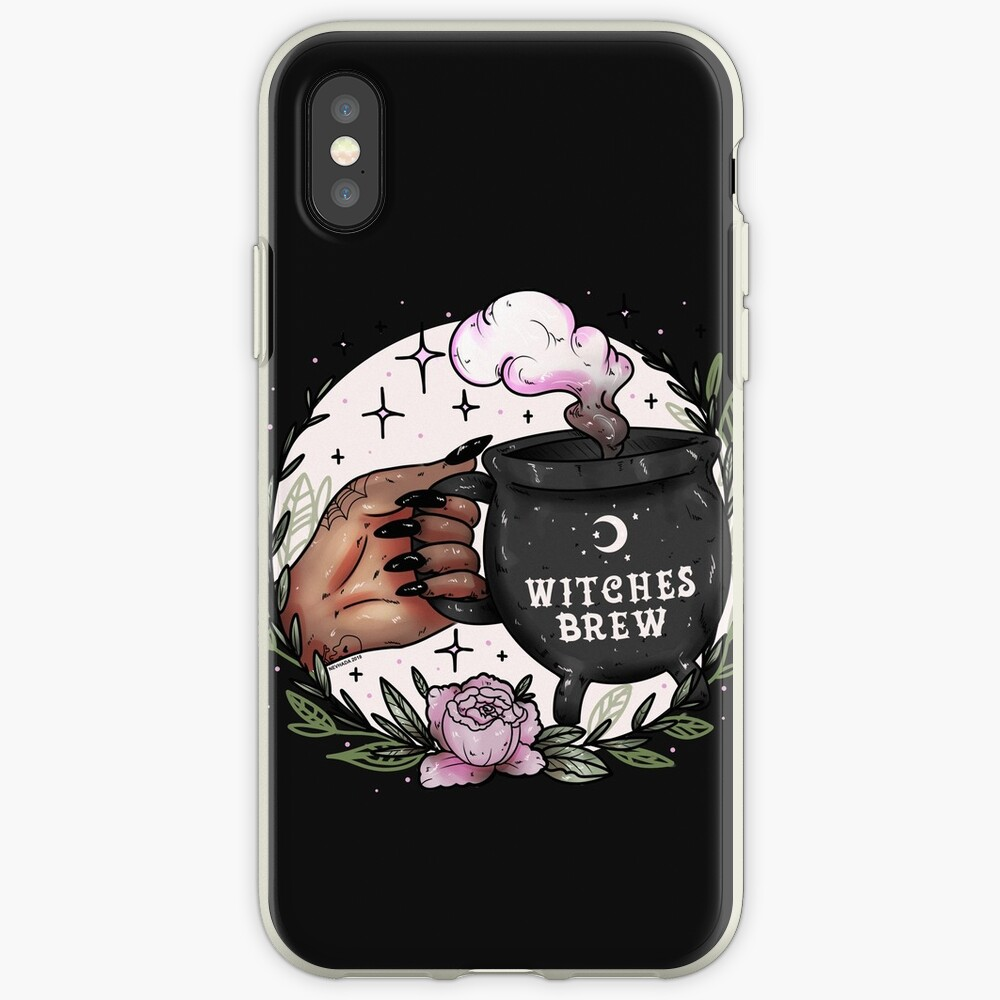 Witches Brew iPhone Case & Cover