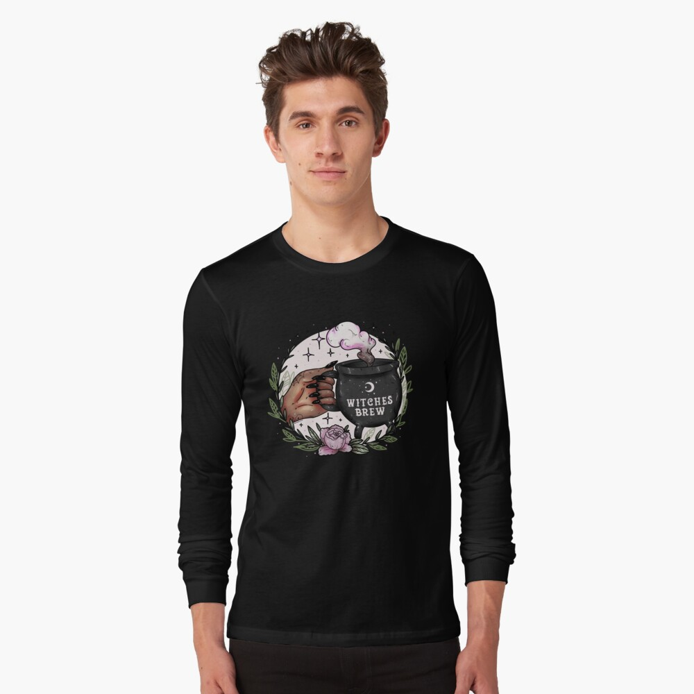 Witches Brew Long Sleeve T-Shirt
