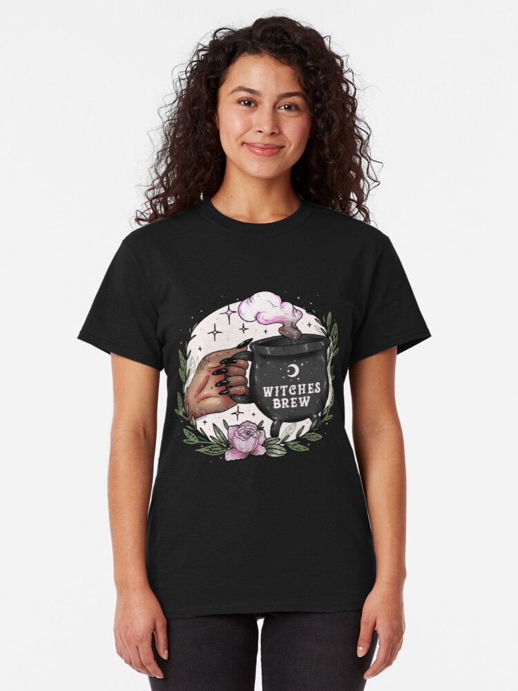 Alternate view of Witches Brew Classic T-Shirt
