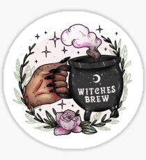 Witches Brew Sticker