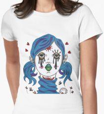Healing Angel t-shirt Womens Fitted T-Shirt