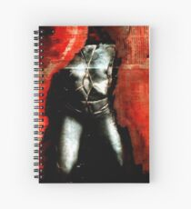 interworld and the new innocence Spiral Notebook