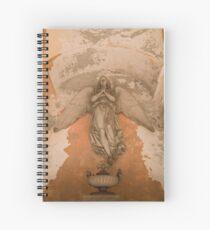 Angel 4 Spiral Notebook