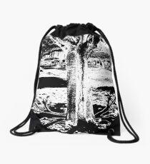 tree ismailia Drawstring Bag